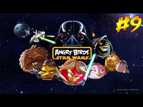 Angry Birds Star Wars прохождение - Серия 9 [Hoth 1-10]