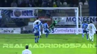 Ponferradina 0-2 Real Madrid Copa del Rey 11-12 Audio COPE