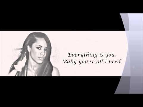 Aaliyah - All I Need