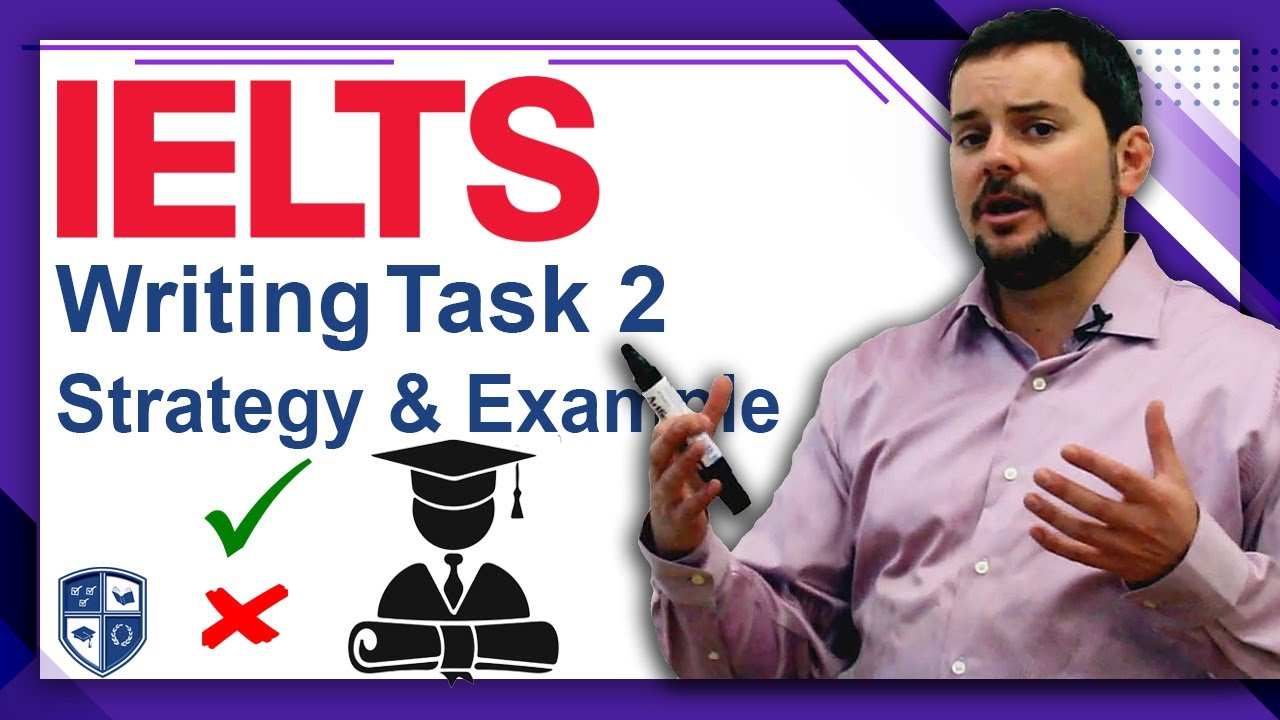 ielts writing task 2 strategies and example essay part 1