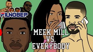 MEEK MILL VS. EVERYBODY! (CARTOON COMEDY)