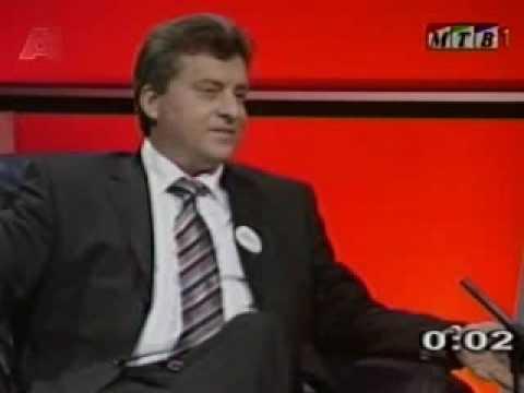 Najinteresnite momenti od TV duelot na Makedonska Televizija.