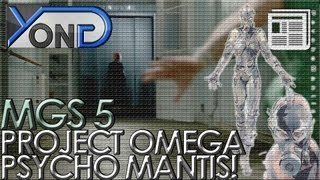 Metal Gear Solid 5 - Project Omega, Psycho Mantis!