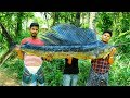 27 Kg BIG COLA FISH CURRY   Fish Curry Recipe Cooking Skill   Donating to Orphans   Village Food