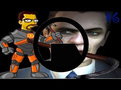 Black Mesa Episode 6 - Stop Masterbating!