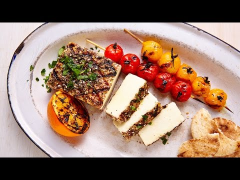 Grilled Spiced Paneer | All You Need Is Cheese
