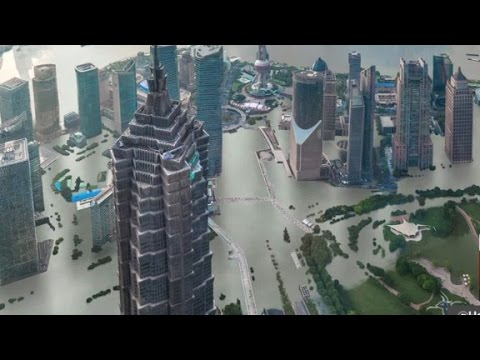 How climate change affects China