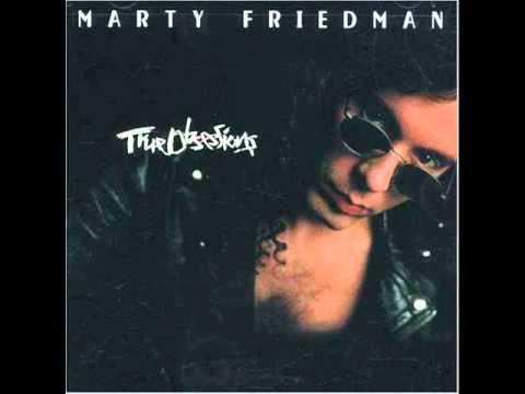 Marty Friedman - Farewell