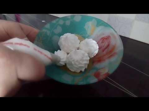 Белково-заварной крем. Очень вкусный и простой в приготовлении !