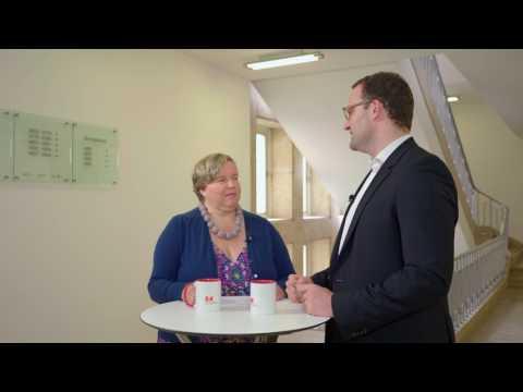 Auf eine Tasse Kaffee mit Jens Spahn (CDU)
