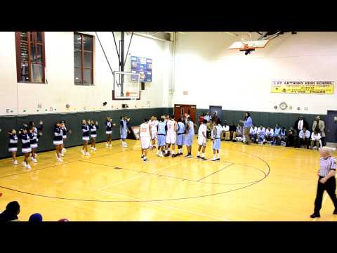 6 | St Anthony High School ( New Jersey ) Vs Newark Central High School ( New Jersey )