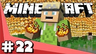 Minecraft - Heroes Of Mine #22 - Fire In The Woods