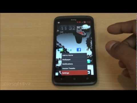 HTC One X: Viper X Rom Review - Amazing Cuztomization Options - Cursed4Eva