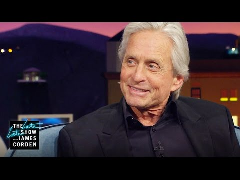 Michael Douglas Passed on Frozen