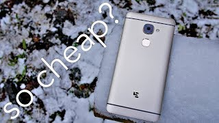 LeEco Le S3 X626 Review in 2017 - Awesome $114 Phone!