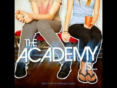 The Academy Is - Beware Cougar