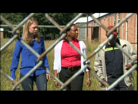 Chelsea Clinton Profiles DYRS' School - Maya Angelou Academy