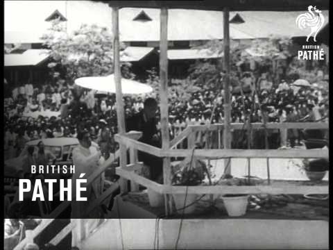 Dalai Lama Reaches India (1959)