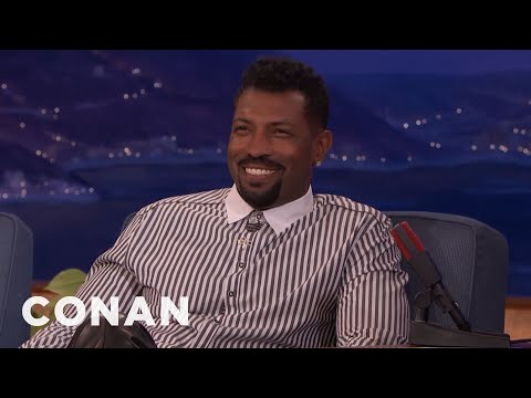 Deon Cole?s Dating Tips  - CONAN on TBS
