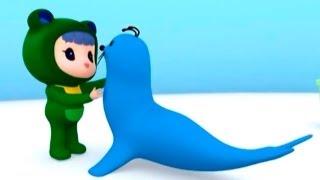 Мультфильмы для Детей - Руби и Йо-Йо - Морские Котики