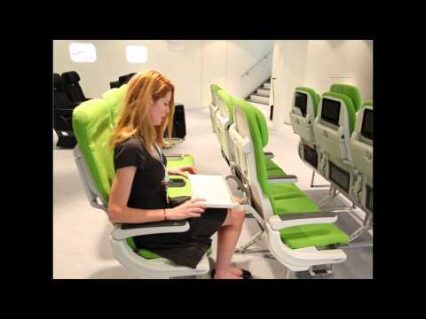 AIX 2012 - Recaro Aircraft Seating