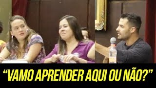 Sâmia Bomfim e Isa Penna PSOL desnorteadas na USP