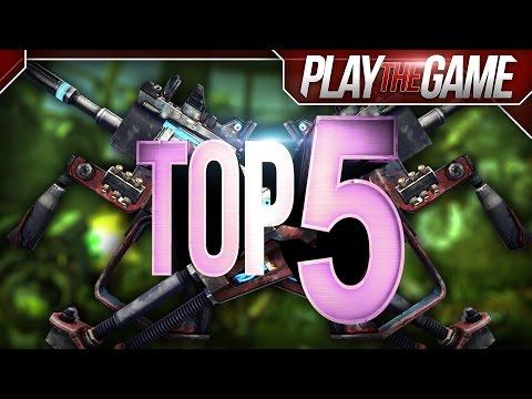 Borderlands 2 | Top 5 WTF Guns!