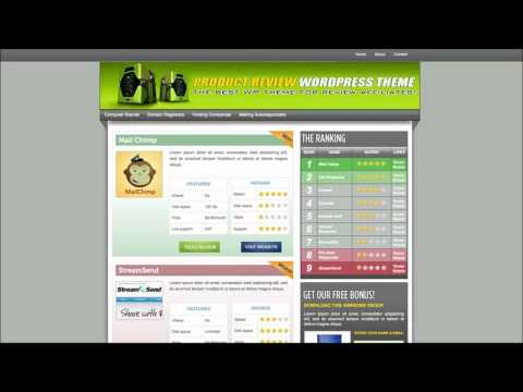 0 Review Theme for Wordpress Helping to Get More Affiliate Income