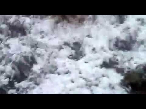 Snowfall in 2014 in Jari , kullu Himachal Pradesh