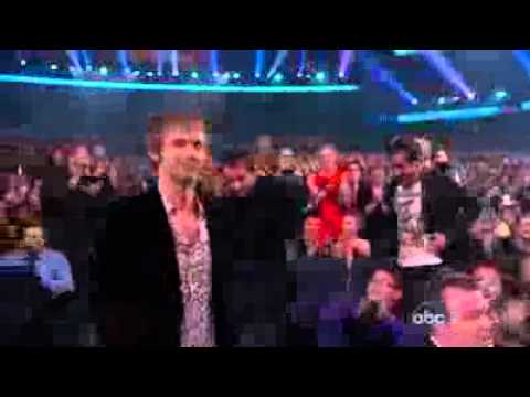 Muse Award at the AMA 2010