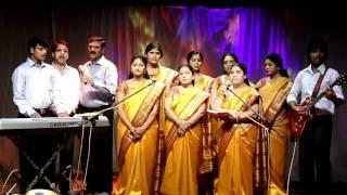 Telugu Christmas song AHHA Anandamey