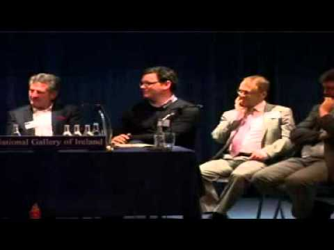 Panel Discussion, chaired by Ciarán Benson