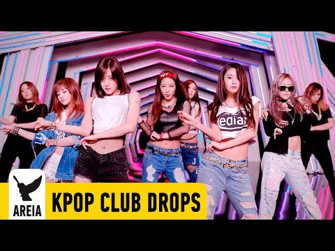 KPOP Sexy Girl Club Drops Apr 2015 (AOA T-ara Rainbow Venus Tahiti) Trance Electro House Trap Korea
