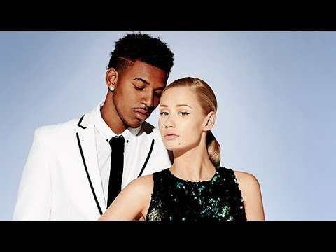 Iggy Azalea & Boyfriend Nick Young Sparkle In Forever 21's Holiday Campaign video
