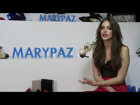 MARYPAZ Clara Alonso madrina de la Flagship Store