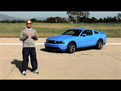 First Test: 2011 Ford Mustang GT