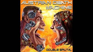 Watch Austrian Death Machine Double Ahhnold video