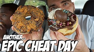 Wicked Cheat Day #5  I LOVE D🍩NUTS