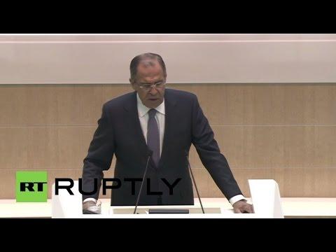 Russia: Kiev is provoking a Ukrainian debt default says FM Lavrov