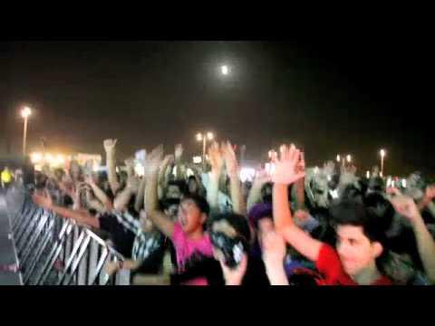 Akcent live in Dubai Spring Festival