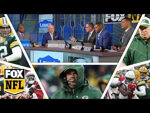 FOX NFL crew break down Mike McCarthy firing & Week 13   FOX NFL