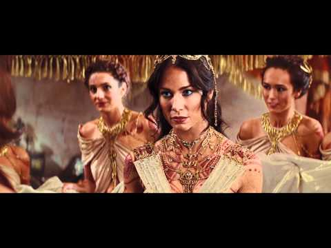 John Carter `John and Dejah` Trailer