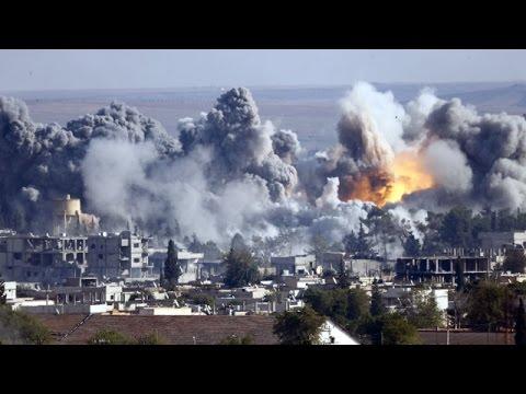 РОССИЯ Нанесла Первые АВИАУДАРЫ по ИГИЛ в Сирии, ТАКОГО ВЫ ЕЩЕ НЕ ВИДЕЛИ!!!