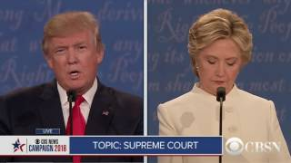 Watch Live: The Final Presidential Debate