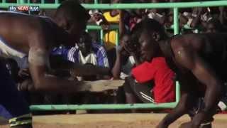 فريق مصارعة أولمبي بالسودان