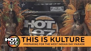 This Is Kulture | Shani Kulture Goes Behind-the-Scenes of the West Indian Day Parade