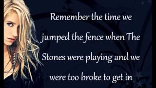 Ke$ha Video - Ke$ha - The Harold Song Lyrics