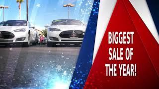 Massive 4 July Sales Event - Luxury Motorsports