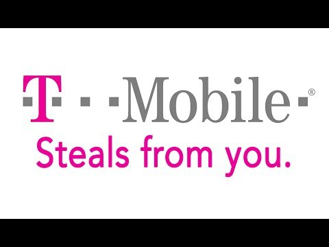 How Ironic: Turns Out T-Mobile Is The One Raping Customers