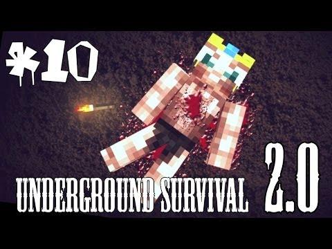 Minecraft Underground Survival 2.0 ft. DusDavid - DEEL 10